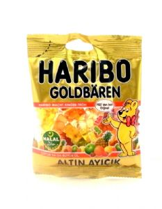 Haribo Goldbears [Halal] | Buy Online at The Asian Cookshop